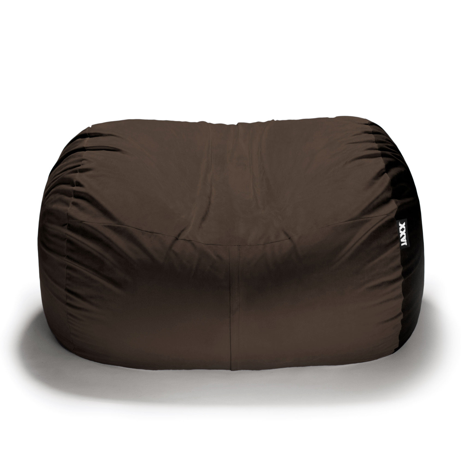 Bean Bag Loveseat Black Jaxx Touch Of Modern