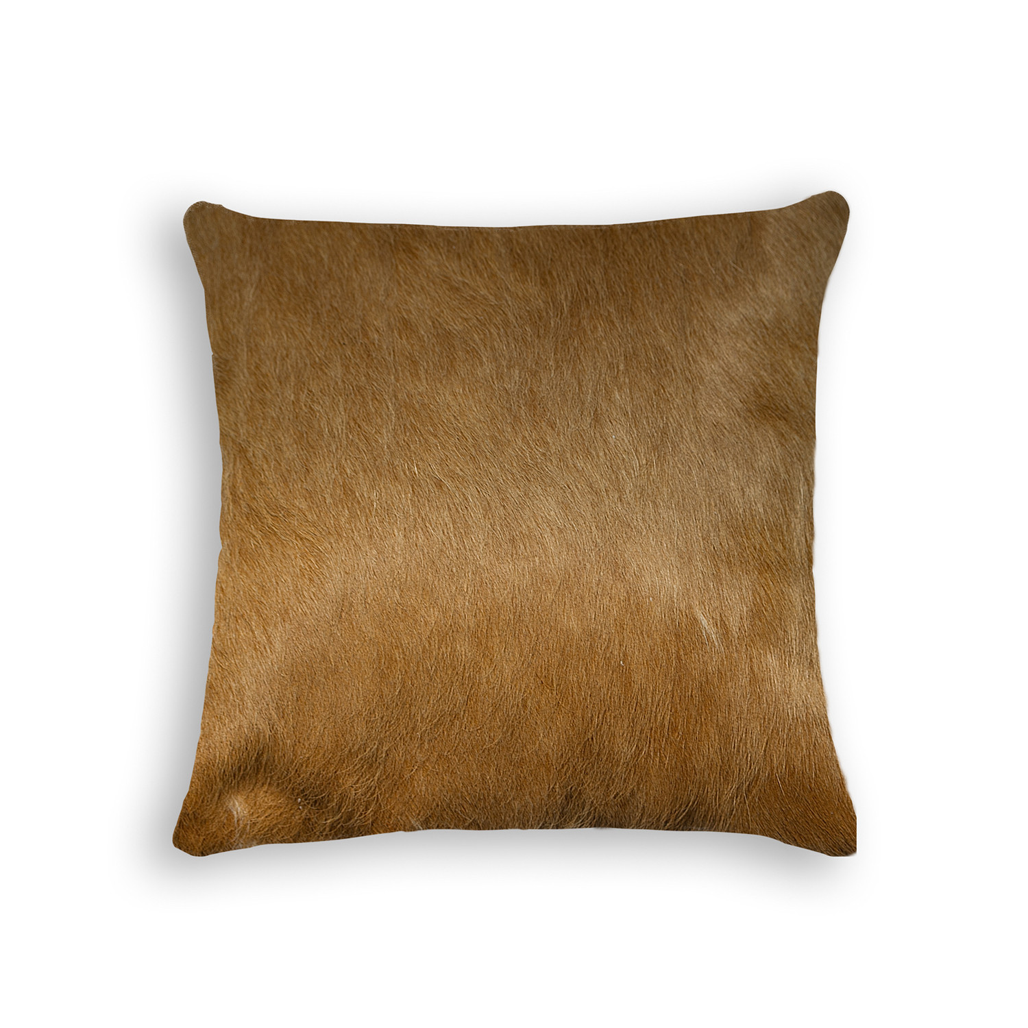 Torino Cowhide Pillow // Patterned // 18