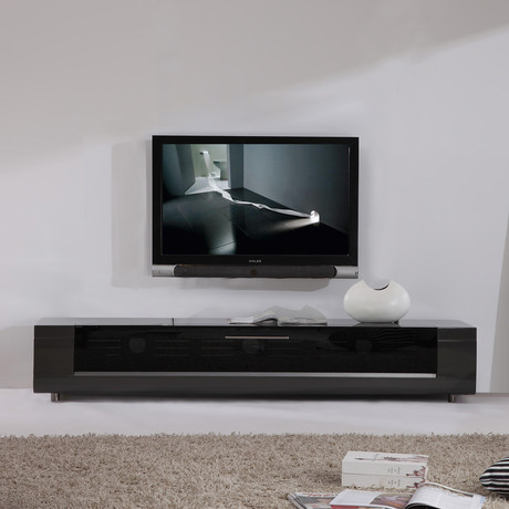 Editor Remix TV Stand (Matte Black)