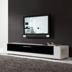 Editor Remix TV Stand (Matte Black)