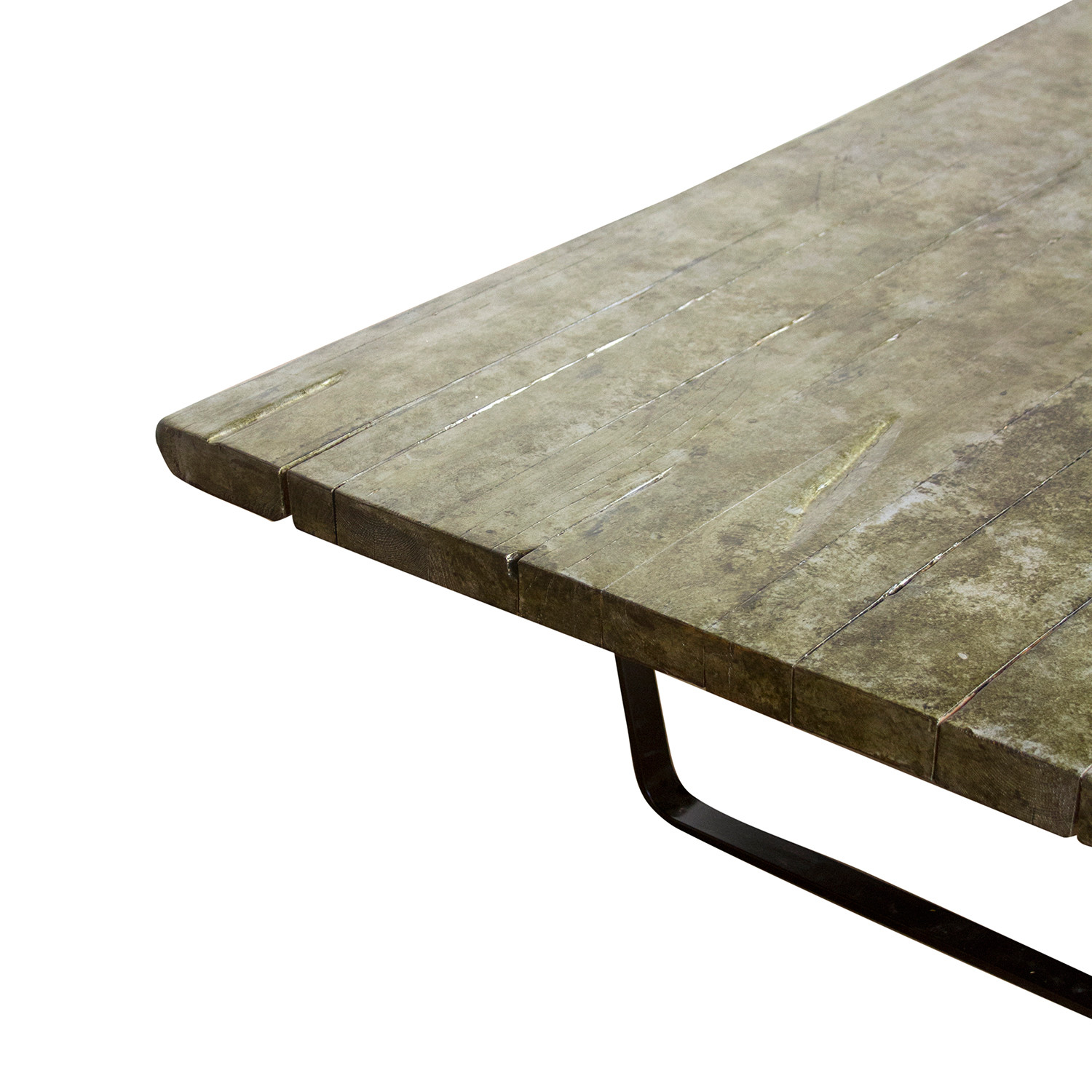 Jack Rustic Gray Coffee Table - Madera Home - Touch of Modern