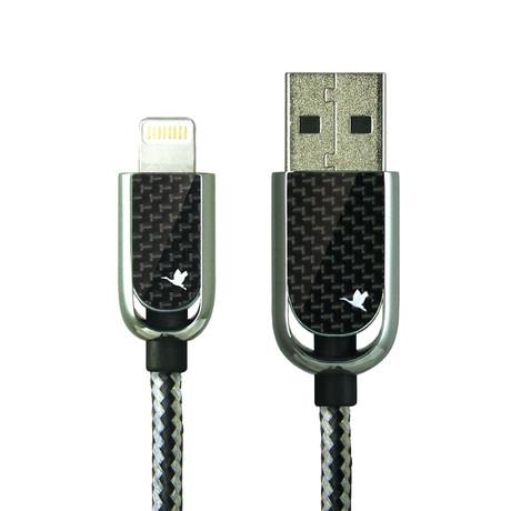 Cobra Carbon Fiber Cable (Micro USB)