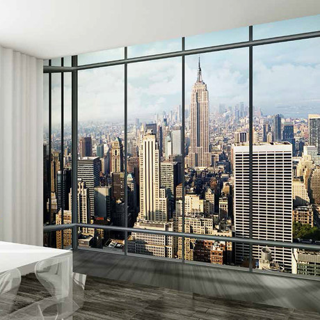 1 wall murals architectural wall decals touch of modern