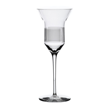 Lines Collection // White Wine Glass // Set of 2
