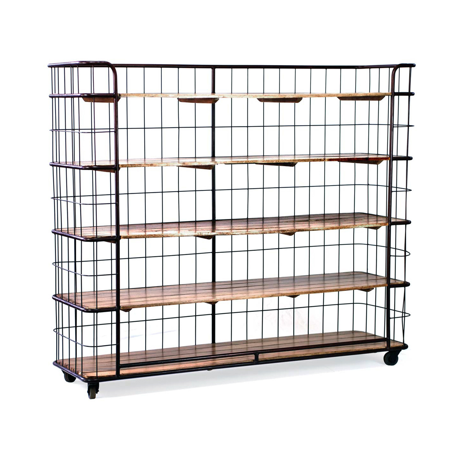 Biarritz Five Tier Industrial Bakeru0027s Rack (Large)