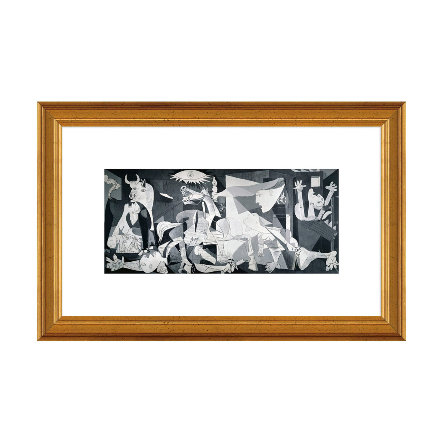 Guernica, 1937 - Picasso - Touch of Modern