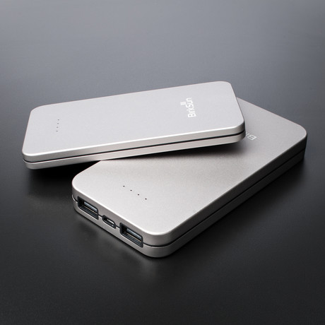 Power Bank + USB Cable (5,000 mAh + Andriod)