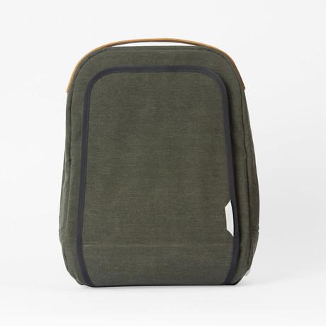 R Bag 500 // Wax Chambray (Khaki)
