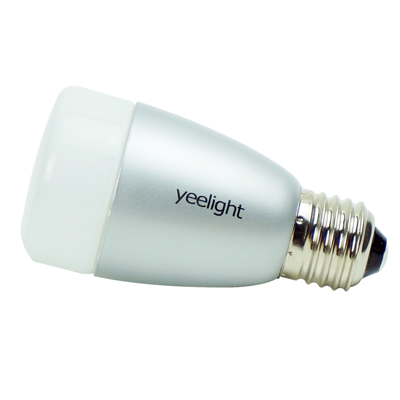 Yeelight bluetooth led bulb single pack yeelight for Bluetooth bulb