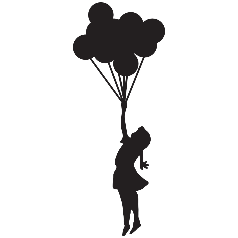 Banksy Balloon Girl Walls Need Love Touch Of Modern