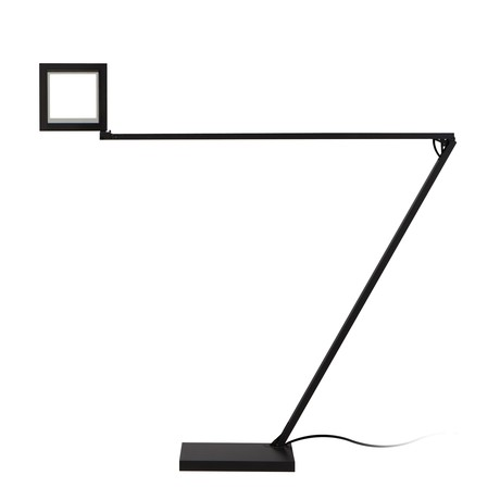 Quattro™ LED Task Lamp (Bright Satin Aluminum Finish)