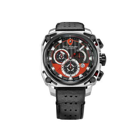 Lamborghini 4-Screw Chronograph Quartz // 4820