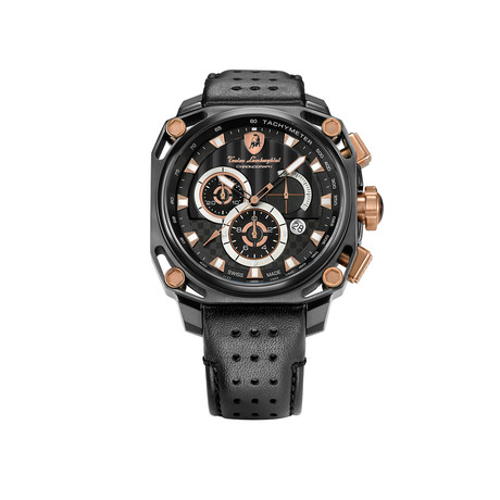 Lamborghini 4-Screw Chronograph Quartz // 4850