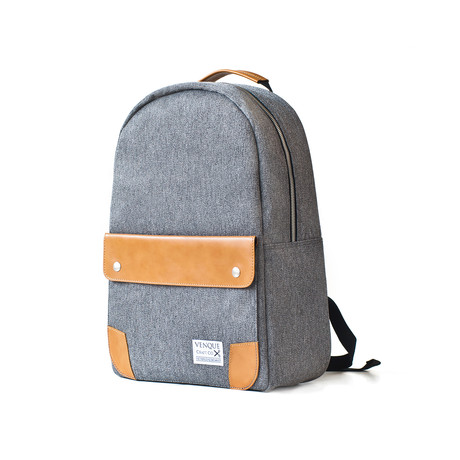 The Classic Backpack // Grey