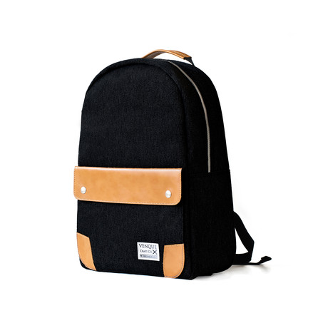 The Classic Backpack // Black