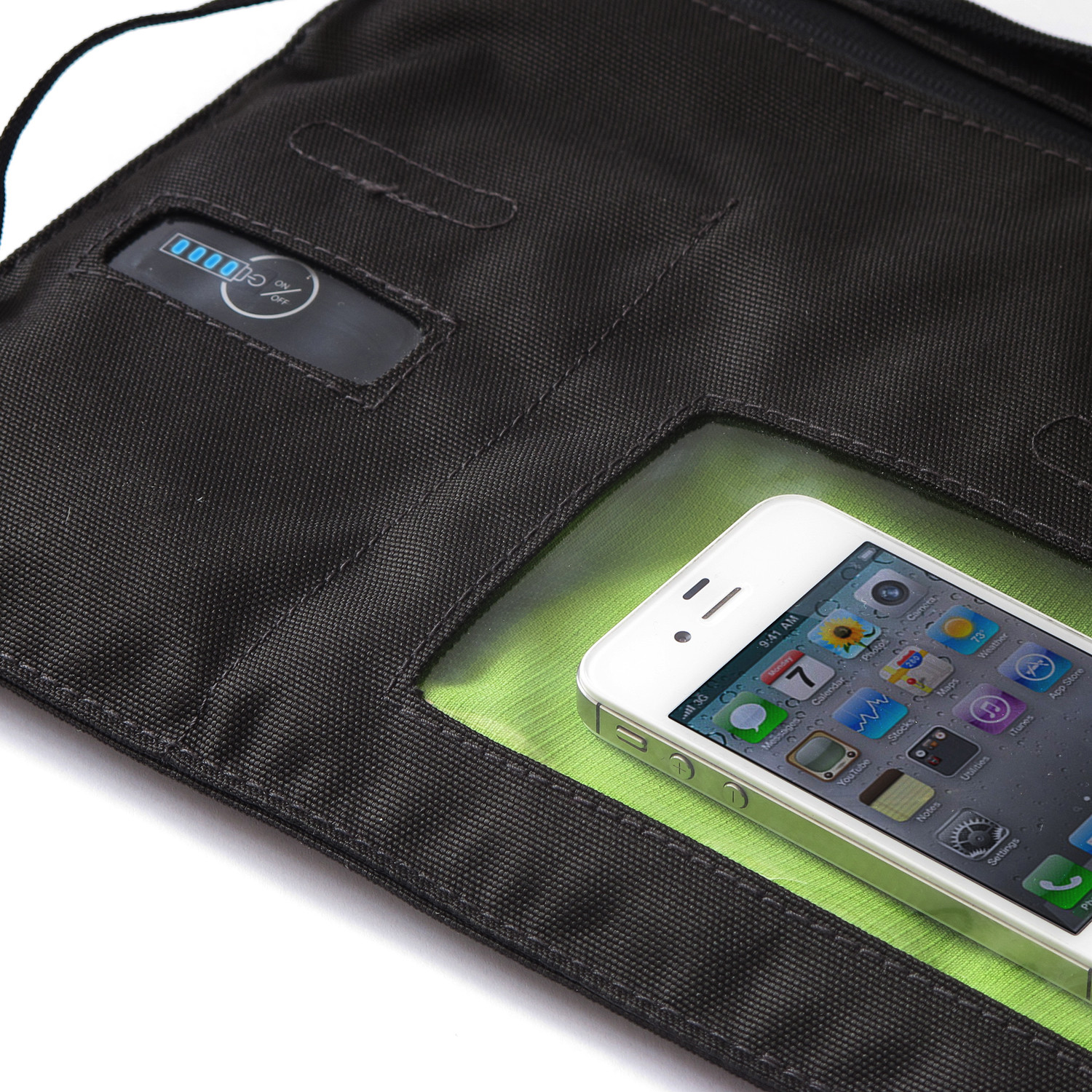 Solar Pouch For Tablets Energy Mission Solar Bags
