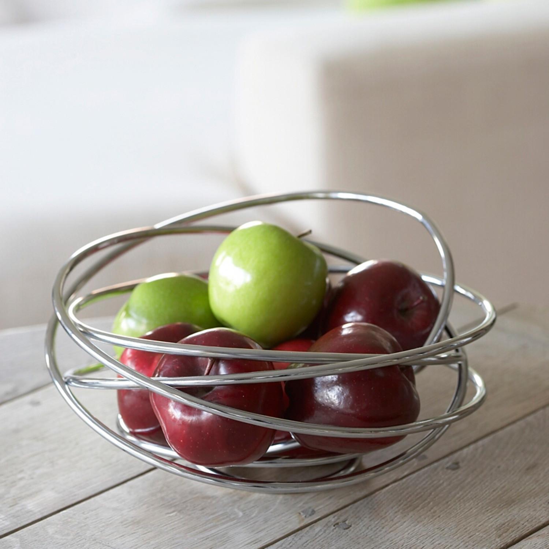 fruit loop fruit bowl black blum touch of modern. Black Bedroom Furniture Sets. Home Design Ideas