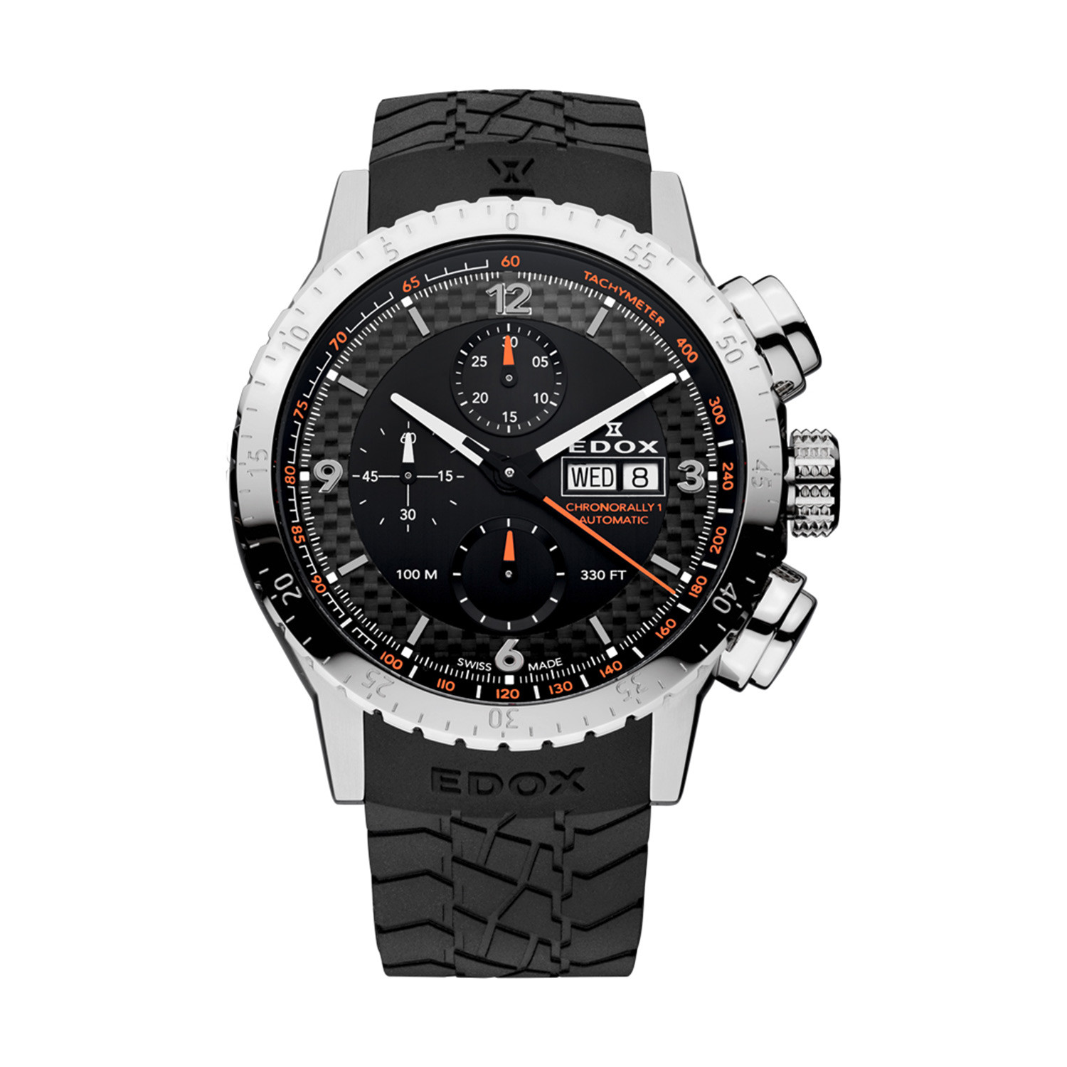 Chronorally 1 Chronograph    Automatic    01118 3 NO - Edox - Touch ... f79f11c1783
