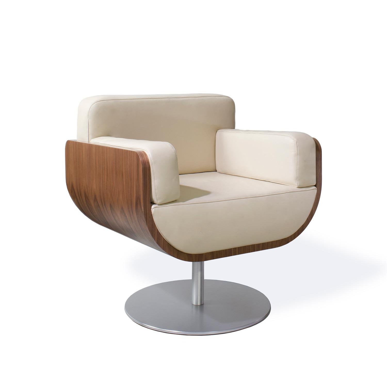 Wave Lounge Chair Tom Schneider Touch Of Modern