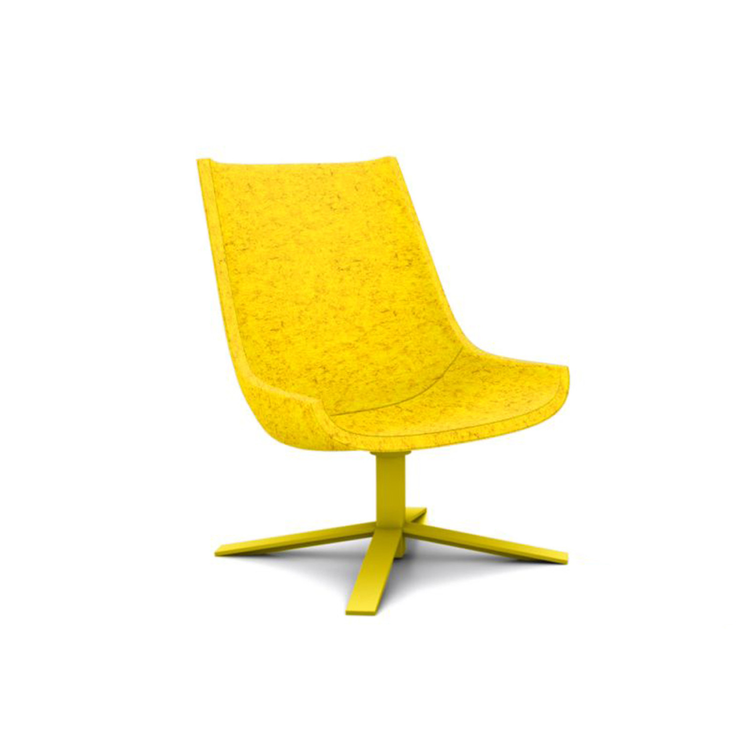 Incredible Windowseat Lounge Chair Chartruese Haworth Touch Of Modern Ibusinesslaw Wood Chair Design Ideas Ibusinesslaworg
