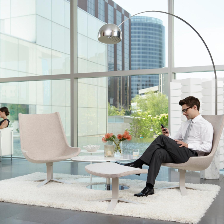 Phenomenal Windowseat Lounge Chair Chartruese Haworth Touch Of Modern Ibusinesslaw Wood Chair Design Ideas Ibusinesslaworg
