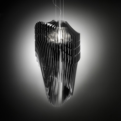 Avia Suspension Lamp // Black (Small)