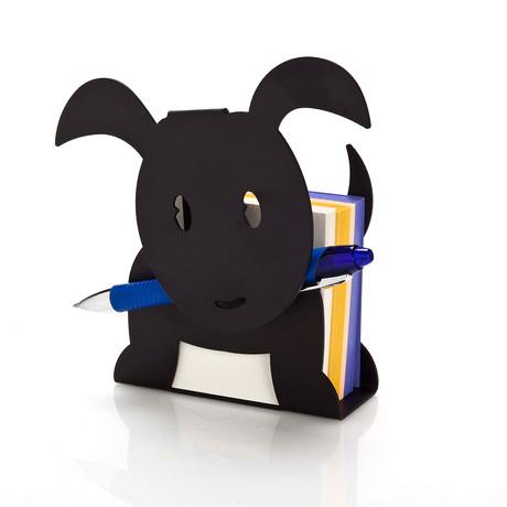 Ringo Puppy // Memo Paper Holder (Black)