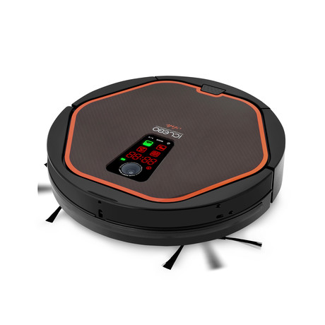 iclebo advanced robotic vacuums touch of modern. Black Bedroom Furniture Sets. Home Design Ideas