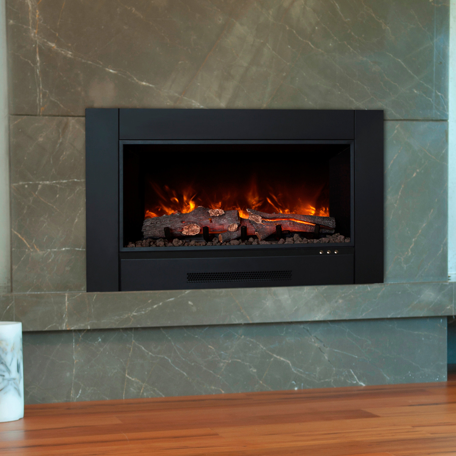Modern Flames 38 Zcr Electric Fireplace Insert Fireplaces