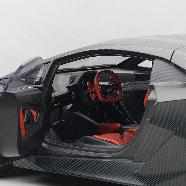 Lamborghini Sesto Elemento: Lamborghini Sesto Elemento, Grey Carbon Fiber Pattern