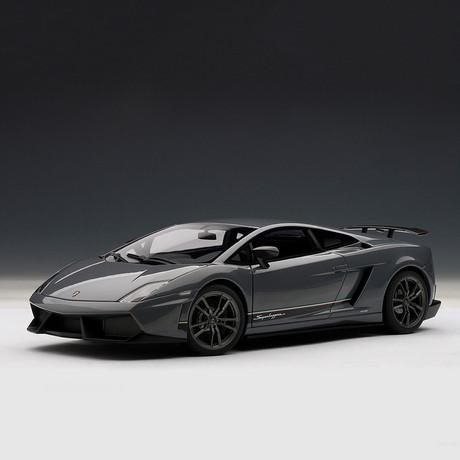 Lamborghini Gallardo LP570-4 Superleggera // Grigio Telesto // Metallic Gray