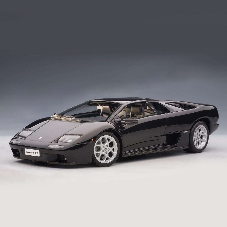 Lamborghini Diablo 6 0 Orange Auto Art Touch Of Modern