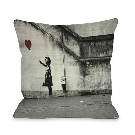 Hope 2 // Pillow
