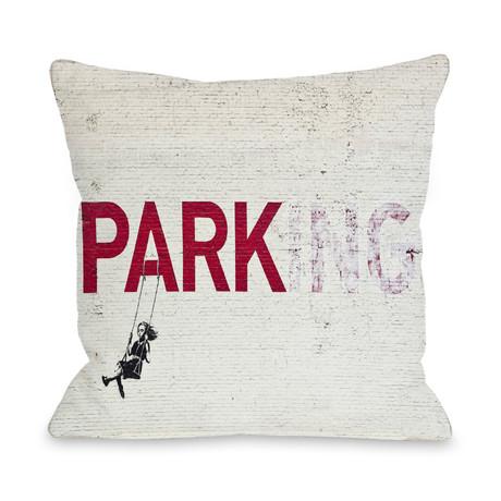 Parking // Pillow