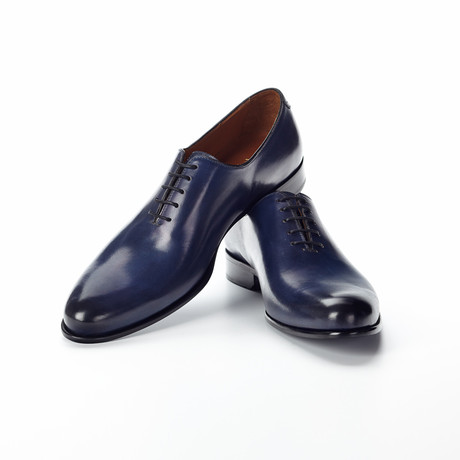 c1fa13e58e2 Paul Evans    The Stewart Loafer    Grey Suede. Members-only Pricing. The  Martin Oxford    Blue (US  8.5)