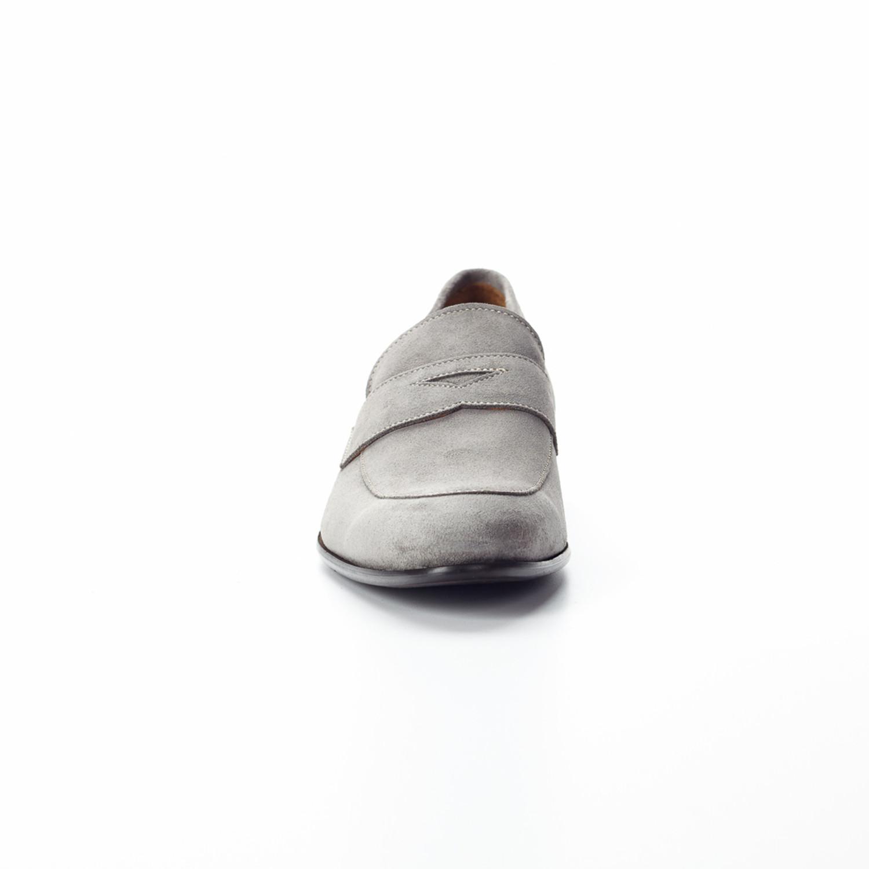 ba3ee2f0617 Paul Evans    The Stewart Loafer    Grey Suede (US  8.5) - Paul ...