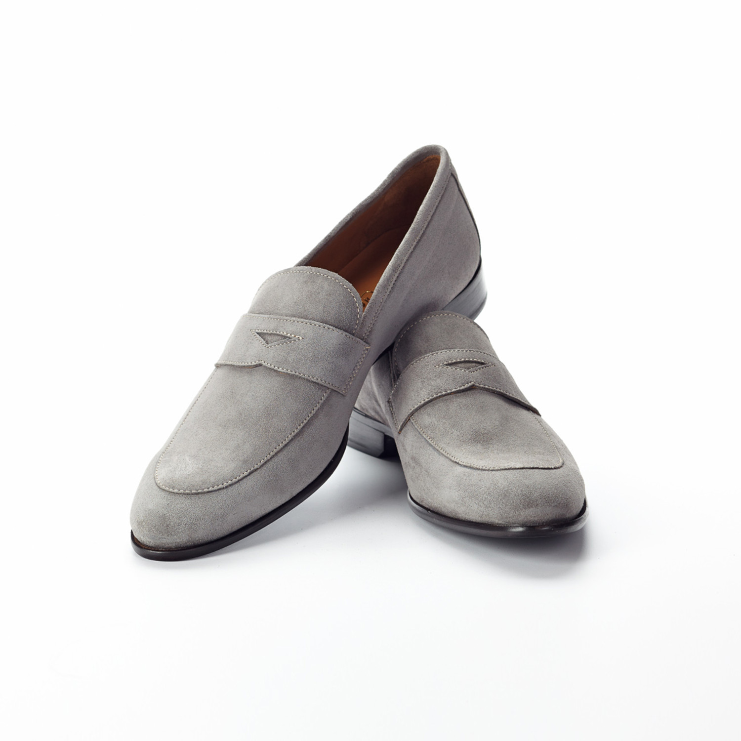 200b3fa745c Paul Evans    The Stewart Loafer    Grey Suede (US  8.5) - Paul ...