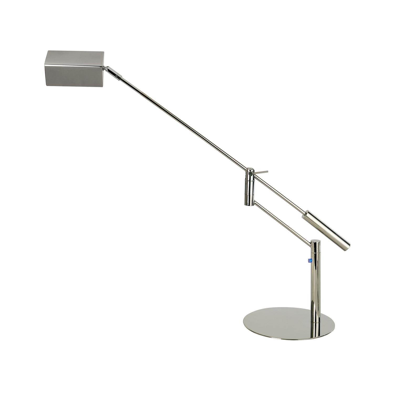 Slant led task table lamp trend lighting touch of modern slant led task table lamp geotapseo Images