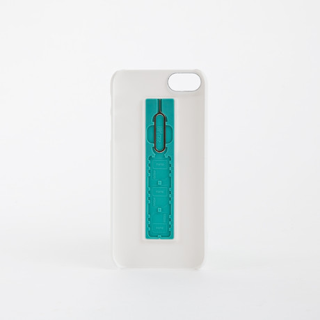 SIMPLcase iPhone Case // Vapor + Turquoise