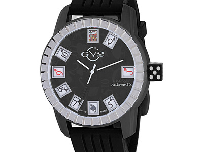 Photo of Gevril Bold & Graphic Swiss Watches GV2 Lucky 7 Automatic // 9301 by Touch Of Modern