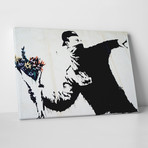 "Flower Thrower (20""L x 16""H)"