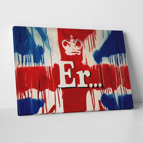 "British Flag (20""W x 16""H)"