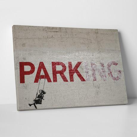 """Parking (20""""W x 16""""H)"""