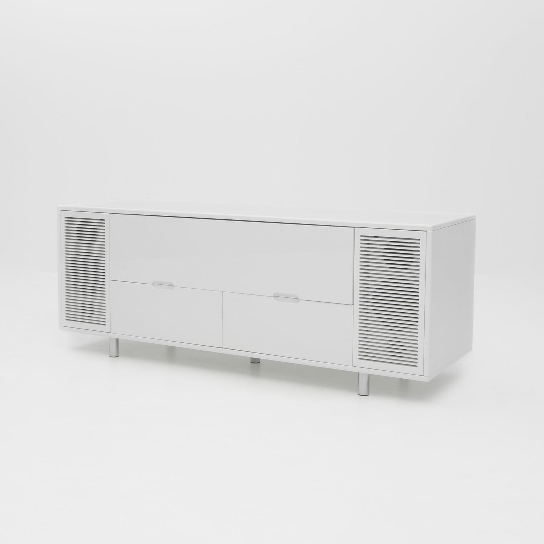 baker opus entertainment cabinet with speakers (white)  focus  - cceecfbfdd medium