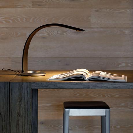 Hatha Table Lamp (Black)