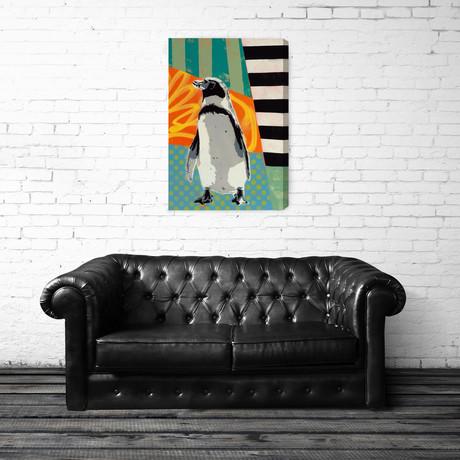 """Humbold Penguin (16""""L x 24""""H)"""