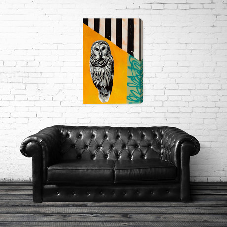 "Barn Owl (16""L x 24""H)"