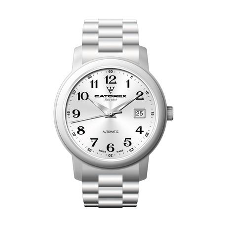 Attractive Automatic Wrist // 119.1.8170.420.BM