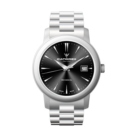 Attractive Mechanical Wrist // 113.1.8167.450.BM