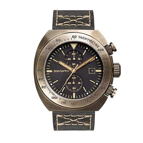 Szanto Gents Chronograph Quartz // 4101